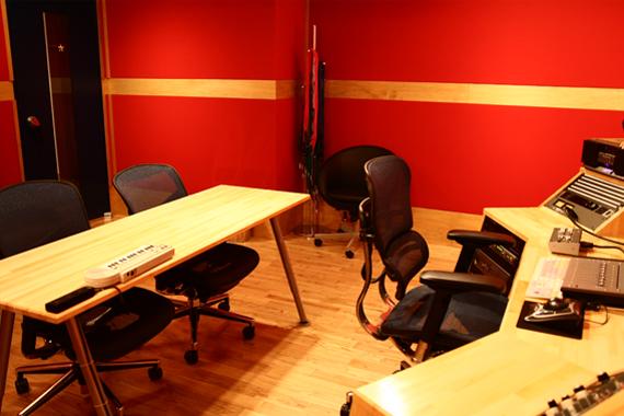 コントロールルーム/ロクスタ【ROKU-st】六本木のスタジオ