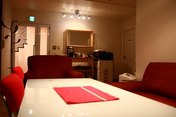 ロビー/ロクスタ【ROKU-st】六本木のスタジオ